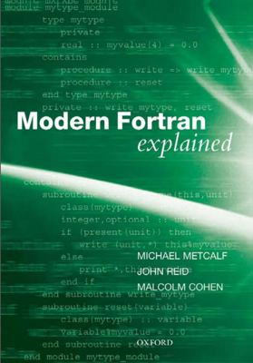 《Modern Fortran Explained》【Michael Metcalf】